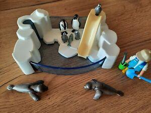 Playmobil 9062 Pinguinbecken, Zoo Ergänzung