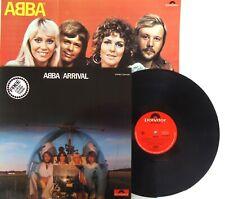 ABBA ARRIVAL LP 1976 S'pore/Malay/Hong Kong-POSTER Polydor - 2344 058