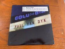 """Paul van Dyk Columbia EP 2x 12"""" VINYL MUTE 9160-0"""