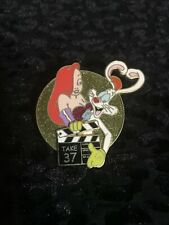 Disney Roger Rabbit and Jessica Movie Pin Take 37 ~ 2007 ~ 3D Glitter
