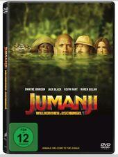 Jumanji: Willkommen im Dschungel (2018) (DVD) (Neu in Folie)