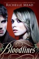 Complete Set Series of 6 Bloodlines books by Richelle Mead Paranormal Romance YA