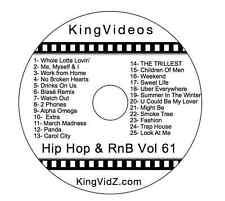HipHop, Rap & RnB Music Videos DVD Vol 61!!! Ft Desiigner Panda Future 2 Chainz