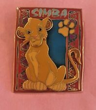 Disney Pin - Paris - DLP - Simba - Lion King - Rare