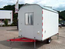 Finbau Bauwagen Baustellenwagen Baubude 3,50 m