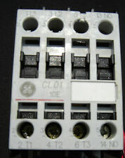 GENERAL ELECTRIC GE CL01D310T CONTACTOR 24VDC COIL