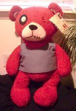 Scary Transylvania Teddies Gothic Dead Teddy Bear Plush Sal Manilla