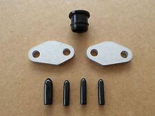 Honda XR650L Smog Blockoff Plates NX650 FMX650 GB500