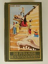 Karl May Die Pyramide des Sonnengottes