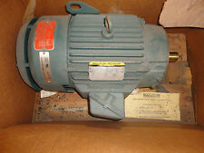 N.O.S.?REFURB BALDOR VECP3768T SEVERE DUTY 5 HP 1165RPM 3 PHASE INDUSTRIAL MOTOR