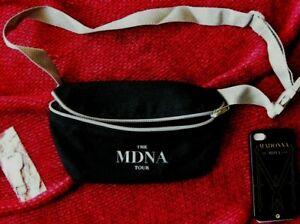 MADONNA BRAZIL MDNA TOUR VIP BAG ENGRAVED USB KEY PROMO UNIQUE PHONE CASE LOT LP