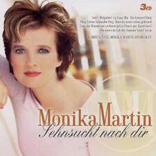 Monika Martin - Sehnsucht Nach Dir [New CD] Germany - Import