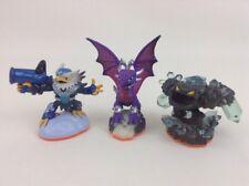 Prism Break Skylanders Series 2 Giants Video Game Figures Lot (3) Activision