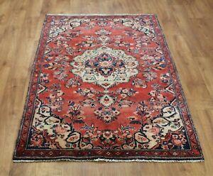 Traditional Vintage Wool Handmade Classic Oriental Areas Rug Carpet 180 X107 cm