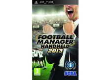 Jeux Vidéo Football Manager 2013 PlayStation Portable (PSP)  5055277020782
