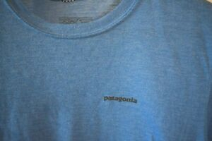 Patagonia Fitness Shirt Polyester Large Gently Worn