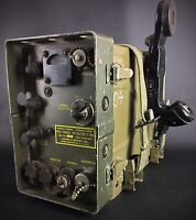 RARE RADIO MILITAIRE AIR/SOL Indochine AN/TRC7 RT53 US pour France c.1945-1952