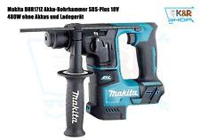 Makita DHR171Z Akku-Bohrhammer SDS-Plus 18V 480W ohne Akkus und Ladegerät