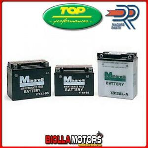 0012800 BATTERIA TOP 12V 14AH YB14L-A2 YB14LA2 MOTO SCOOTER QUAD CROSS [SENZA AC
