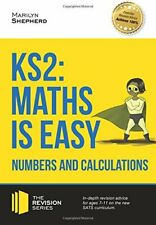 Ks2: Maths is Easy - Numbers and Calculations.: In-depth. by Shepherd, Marilyn