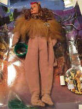 BARBIE WIZARD OF OZ COWARDLY LION DOLL NEW DEBOXED