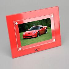"New Corvette Grand Sport GS 4"" x 6"" Picture Photo Frame - Red"