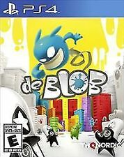 De Blob (Sony PlayStation 4, 2017)NEW