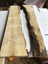 Rusic Planks,sycamore Planks ,X 2,resin Timber