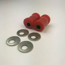 Mustang Steering Rack Offset Bushing Kits Polyurethane Mustang II Power Manual