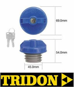 NEW LOCKING PETROL FUEL CAP SUIT FORD FALCON BA 2002 - 2005 TRIDON TFL229