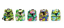 Hawaii Hangover Hawaiian Theme 100% Cotton Back Pack in Assorted Color/Pattern