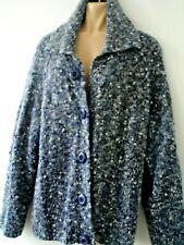 PER UNA EXTRA LARGE Thick Knit Warm Winter Cardigan Jacket
