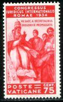 Vaticano 1935 Congresso giuridico n. 44 * (l409)