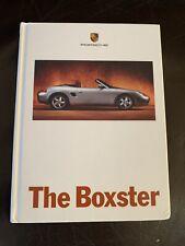 1996 Porsche Boxster Car Brochure