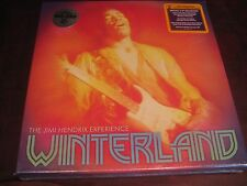 JIMI HENDRIX WINTERLAND LOW NUMBERED  78 Box set 8 HEAVY 180 GRAM LP'S +BOOKLET