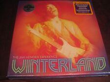 JIMI HENDRIX WINTERLAND LOW NUMBERED  78 Box set 8 HEAVY 180 GRAM LP'S +BOOKLET