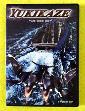 Yukikaze - Vol. 2: Fog of War ~ DVD Movie ~ Rare Bandai Anime Video ~ Sci-Fi