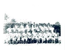 1946 TORONTO MAPLE LEAFS  8X10 TEAM PHOTO BASEBALL CANADA ATHLETICS INT LEAGUE