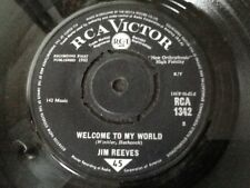 JIM REEVES . WELCOME TO MY WORLD .1962 . ( 2015 Thomson TUI T.V. Advert Theme )