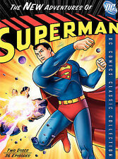 The New Adventures of Superman - (DC Com DVD
