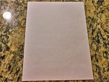 Inkjet printable matte white inkjet vinyl - 10 pack (13in x 19in sheets)