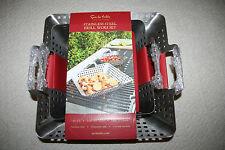 Sur La Table - Stainless Steel Grill Woks Set - 2pc - NEW