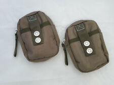 Army Bag Pouch For Belt George Gina & Lucy Army Style 8 X 12,5