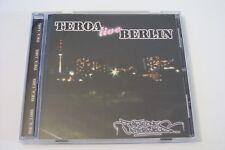 TEROA LIVE BERLIN CD 2005 (B-Lash Vokalmatador Rhymin Simon Mach One) WIE NEU