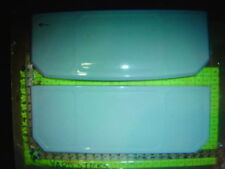 Eljer? toilet lid 7875 PART 1 (2 TYPES!) FOR WALL TANK ? WHITE CURVED 20.5 x 8