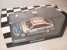 1:43 Rover Vitesse Kurt Thiim Champion DTM 1986 Minichamps 400861322 OVP New
