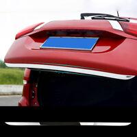 For 13- Mitsubishi Outlander Rear Trunk Door Handle Cover Tail Gate Trim Garnish