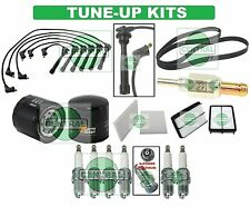 TUNE UP KITS for 05-10 TUCSON SPORTAGE (V6): SPARK PLUGS, WIRE SET & FILTERS