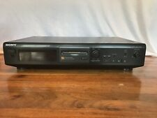 Sony MDS-JE320 Mini Disc Deck Recorder MiniDisc Player w/Four FREE Mini Discs