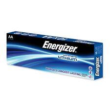 10 x Energizer Ultimate Lithium L91 AA Mignon LR6 MN1500 1,5V